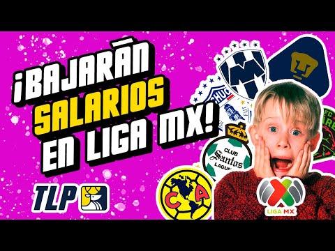 Liga MX BAJARÁ SALARIOS de jugadores | Titulares LP 03/abril/2020 | Los Pleyers