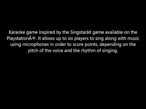 Download UltraStar Deluxe Here! Karaoke Game