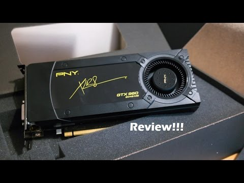 PNY GTX 960 Graphics Card Review [Dying light Gameplay]