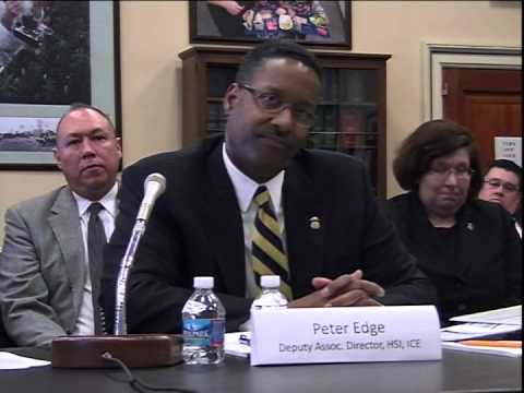 Hearing: United States Immigration and Customs Enforcement FY 2015 Budget (EventID=101865)