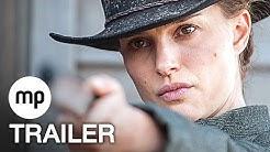 JANE GOT A GUN Trailer German Deutsch (2015) Natalie Portman Western