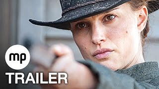 JANE GOT A GUN Trailer German Deutsch (2015) Natalie Portman Western