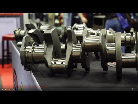 PRI 2019: PBM Has All The Parts You Need To Build Your Engine