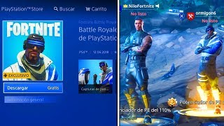 "How to Download the SKIN ""Blue Ariete"" for FREE in Fortnite! (NEW Playstation Plus Skin Free)"