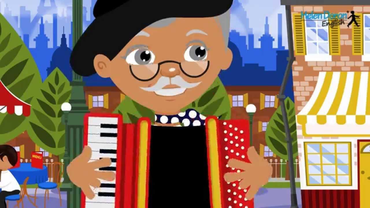 ABC Song | Kids Learn English Through Music Video | Helen Doron