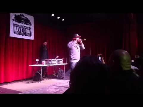 Joe Budden - Live Oak Music Hall