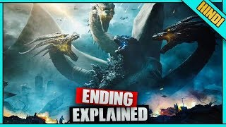 Godzilla King Of The Monster Ending And Movie Explained In Hindi
