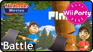 Wii Party: Mini-Game Battle (1vs1, 2 players)