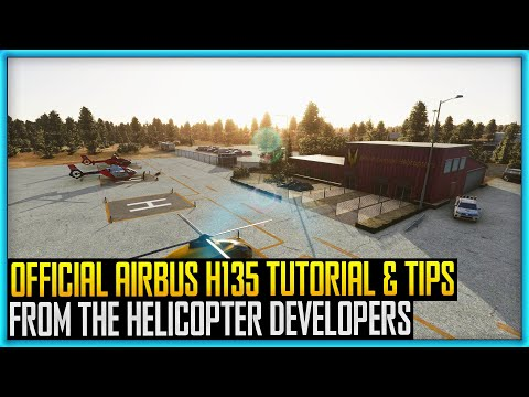 Airbus H135 Helicopter Tutorial By Hype Performance Group Developers | Microsoft Flight Simulator