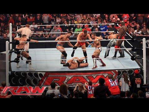 10-Man Intercontinental Championship Battle Royal: Raw, Sept