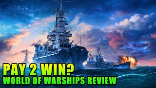 Pay 2 Win? - World of Warships 2019 Review