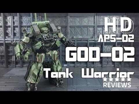 Transformers TOY TF Dream Studio GOD-02S BRAWL M1A1 Tank Desert colour New