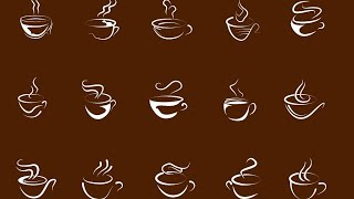 CorelDraw x7 Tutorials for Beginners Simple Coffee  Logo Design
