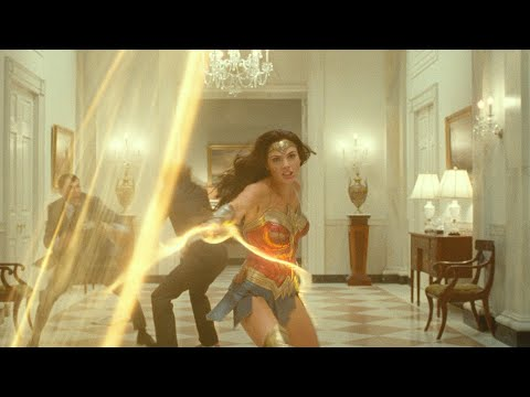 """Mujer Maravilla 1984"" Trailer 1  Warner Bros Pictures SUB"