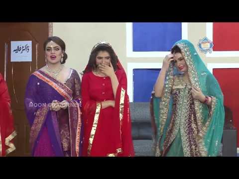 Naseem Vicky and Gulfaam New Pakistani Stage Drama Full Comedy Clip 2018