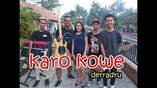 Download DERRADRU official - karo kowe (official musik video)