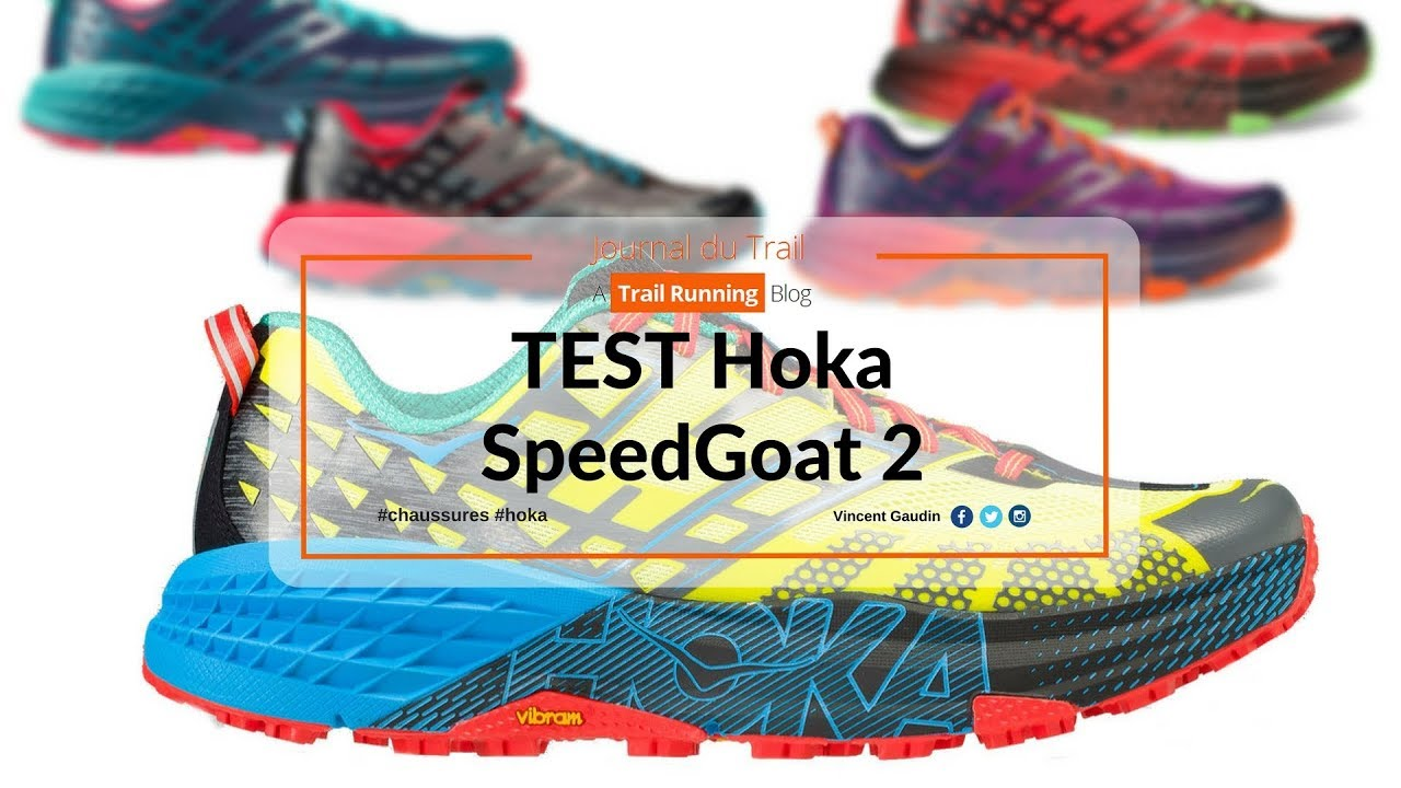classic hot product 100% genuine Test Hoka SpeedGoat 2