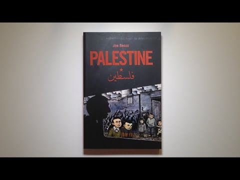 Palestine [Softcover Ed - Reprint] by Joe Sacco - video preview