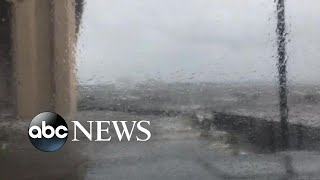 Hurricane Dorian brings threat of storm surge | ABC News