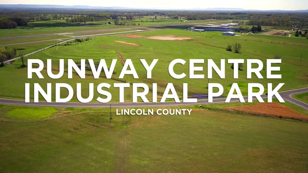Runway Centre Industrial ParkSelect Tennessee Certified Site