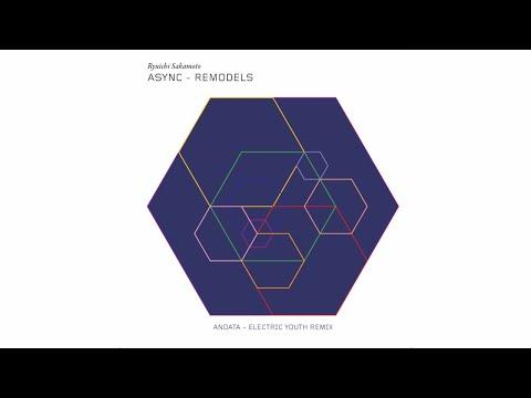 """Ryuichi Sakamoto - """"andata"""" (Electric Youth remix)"""