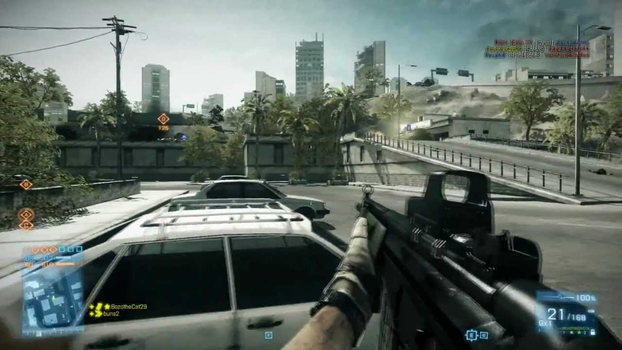 Battlefield 3 ★Assault Medic Gameplay★[ - 87.6KB