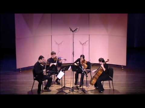 Shostakovich - Two Pieces for String Quartet - II. Polka