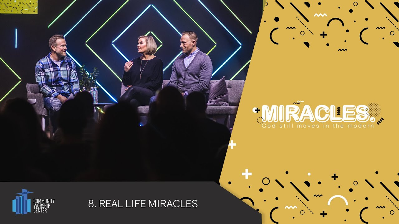 Real Life Miracles | Miracles | Pastor Keith Deal, Kevin & Stephanie Mason