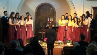 Grup Vocal - In Betleem s-a innoptat
