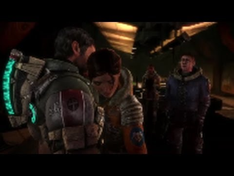 All of Ellie Langford's Cutscene Moments from Dead Space 3