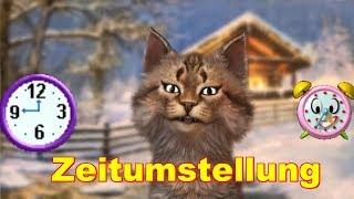 😤 Zeitumstellung Sommerzeit - Winterzeit Uhren 😤 😤 Talking FaceRig deutsch german