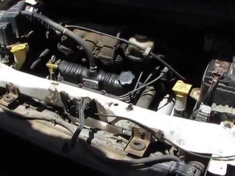 2003 Dodge Caravan Turns Over Won T Start After Minor Fender Bender Broken Fuel Pump