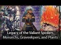 Yugioh Legacy of the Valiant Support Part 3 (Gravekeepers, Monarchs, and Doustons)