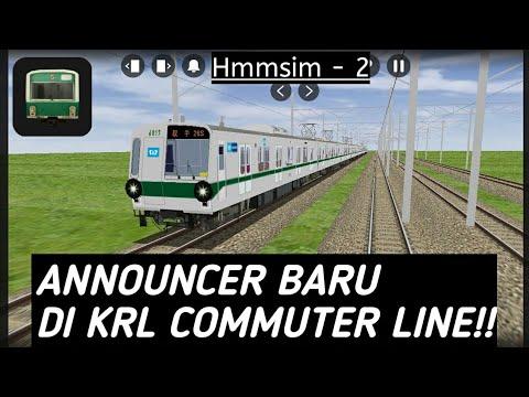 Full Download] Krl Jr 205 Berangkat Stasiun Bogor Hmmsim 2