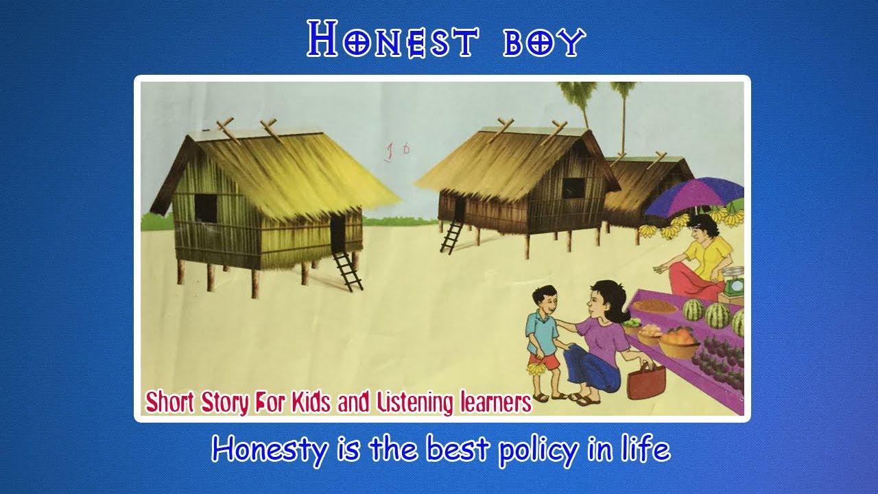 Honest Boy -Short Story in English
