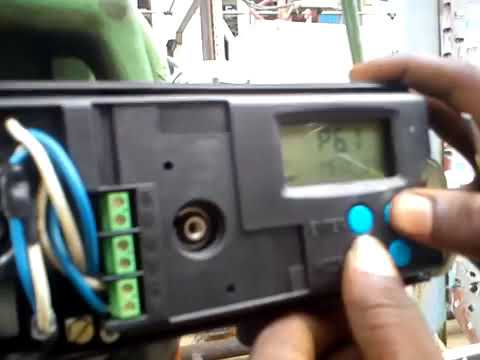 SMART POSITIONER CALIBRATION learn