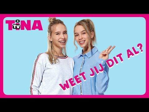 LISA & LENA HEBBEN MEGASPANNEND NIEUWS VOOR JE! | TinaTV