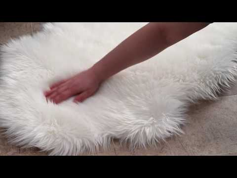 Downy Soft Solid Faux Sheepskin