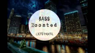 G-Eazy - Calm Down ( Bass Boosted)