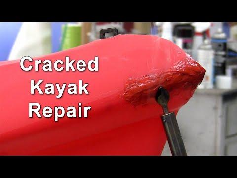 Plastic Kayak Patch Kit - Canoe Repair KC Welder