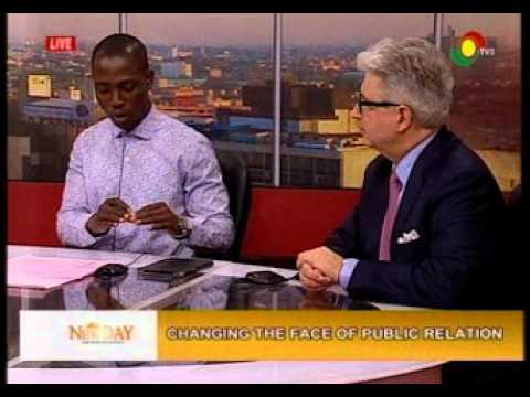 NewDay - Changing the face of public relations -19/2/2016