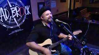 Brad Brock OMB - The Weight (cover) 2020 - Shindig Irish Pub