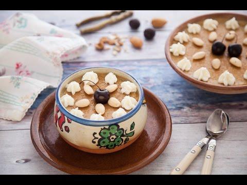 صينية الكفتة بالزيتون وصلصة الشبت + بليلة البرغل - مطبخ اسيا ج2