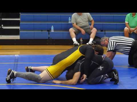 Frank Gotch Worlds 2017 Losers Round 3: Jake Lahniers vs Anthony Pacheck