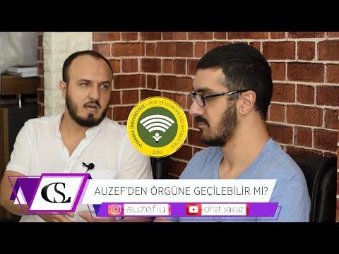 Auzef'den Örgün Eğitime Geçilebilir mi? | İstanbul Üniversitesi AUZEF