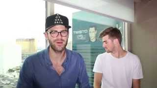 DJ MAG TOP 100 2014 Thirst Is Real with The Chainsmokers
