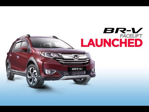 Honda BR-V 2019 Facelift Walkaround & Overview Price, Specs & Features | Pakistan