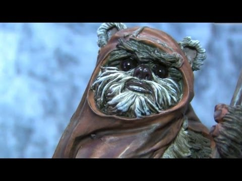 Les ewoks de star wars youtube - Personnage de starwars ...