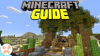 GIANT ENCHANTING TREE! | Minecraft Guide Episode 10 (Minecraft 1.15.1 Lets Play)