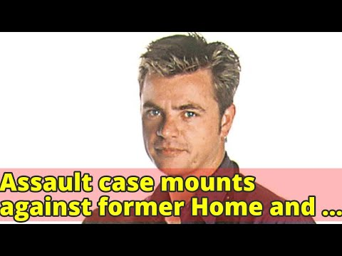 Assault case mounts against former Home and Away actor Martin Lynes